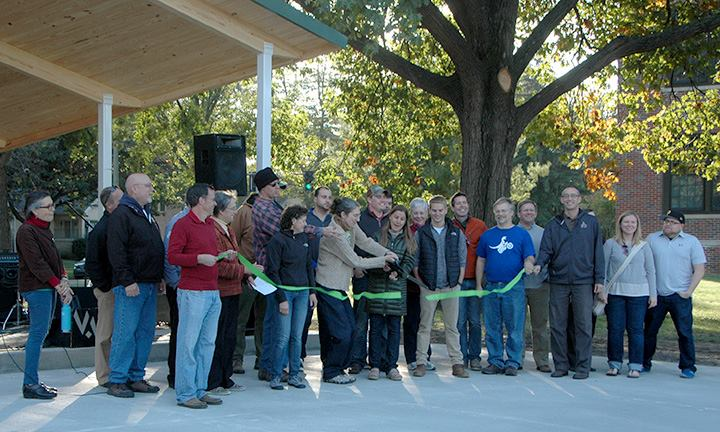 2015 ribbon cutting